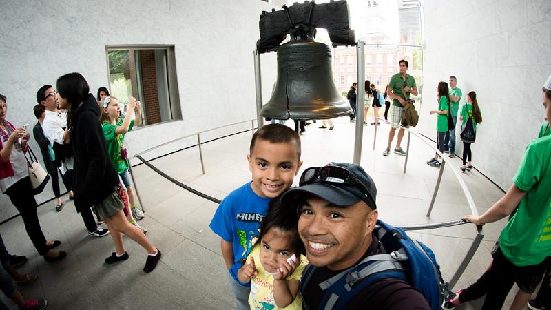 Liberty Bell, Philadelphia, Pennsylvania