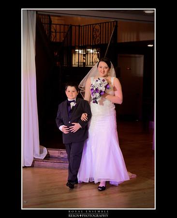 Escort to Aaron's Bride