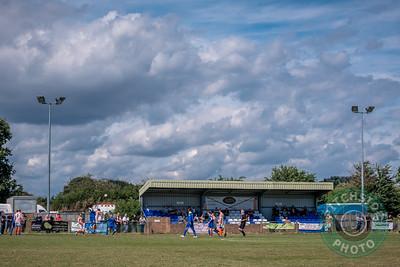 Ashford Town (Middx) V Chalfont St Peter, Evostik Southern League Division One Central