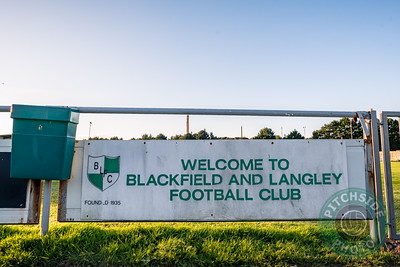 Blackfield & Langley v Bemerton Heath Harlequins, Sydenhams League