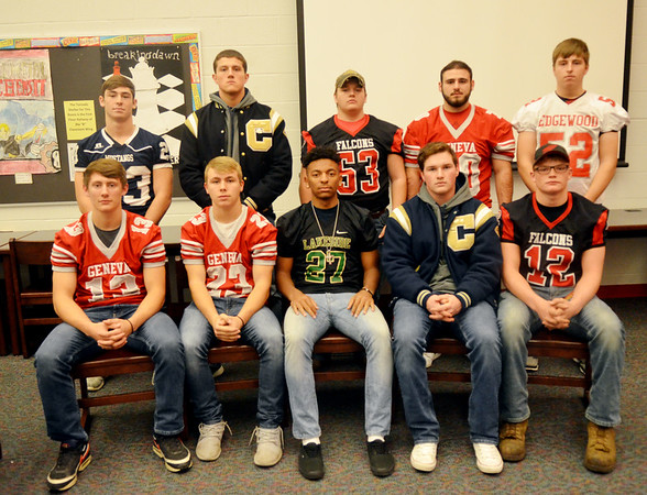 1123 all county second team offense