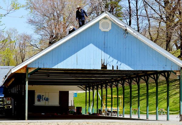 0425 roof work