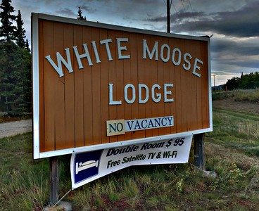 White Moose Lodge in Healy, AK
