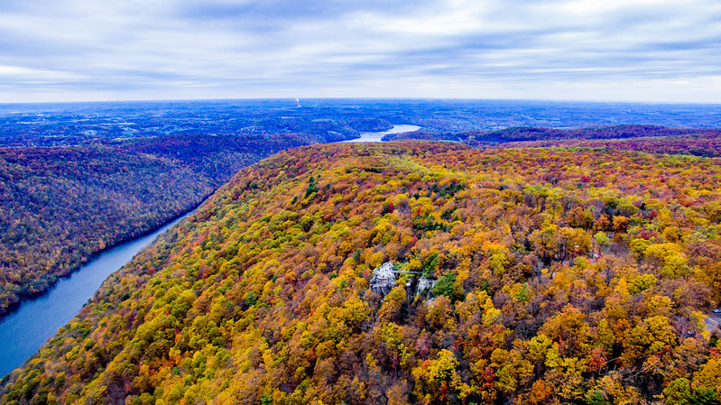 Above-Coopers-Rock-West-Virginia-Drone-5