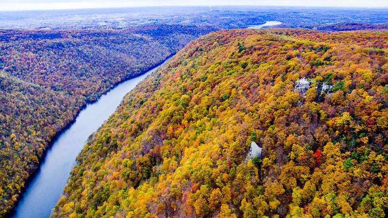 Above-Coopers-Rock-West-Virginia-Drone-8