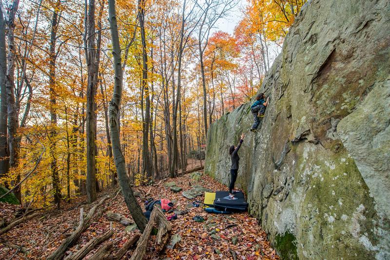 bouldering-Coopers-Rock-West-Virginia-7