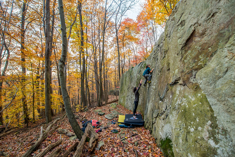 bouldering-Coopers-Rock-West-Virginia-4