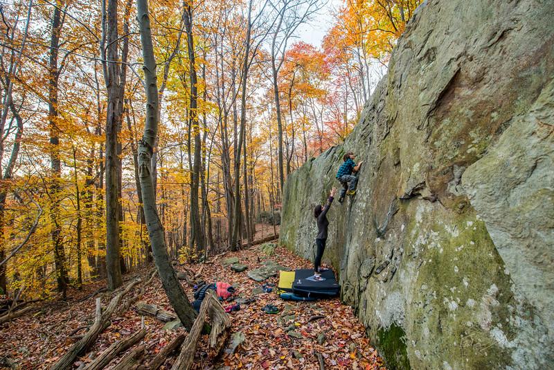 bouldering-Coopers-Rock-West-Virginia-4
