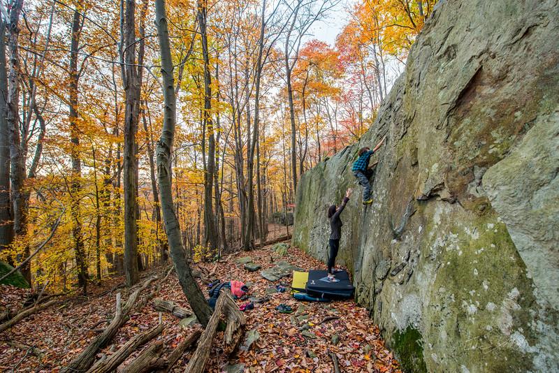 bouldering-Coopers-Rock-West-Virginia-6