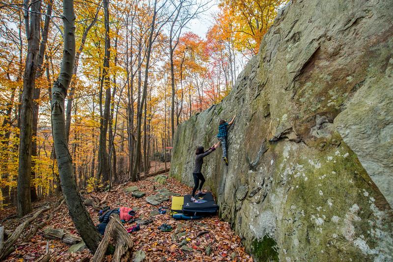 bouldering-Coopers-Rock-West-Virginia-1