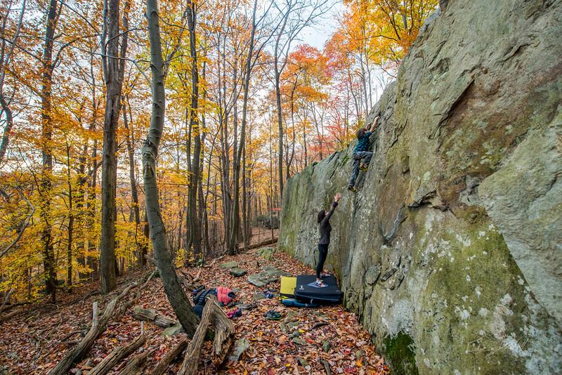 bouldering-Coopers-Rock-West-Virginia-10