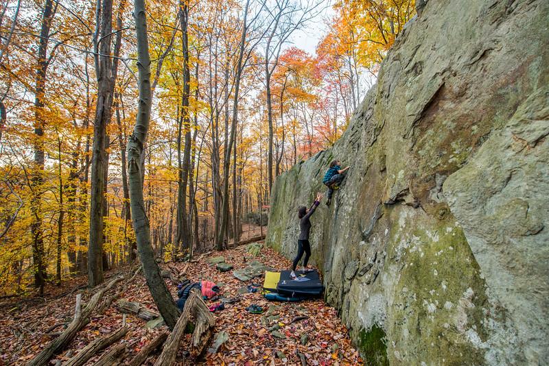 bouldering-Coopers-Rock-West-Virginia-2