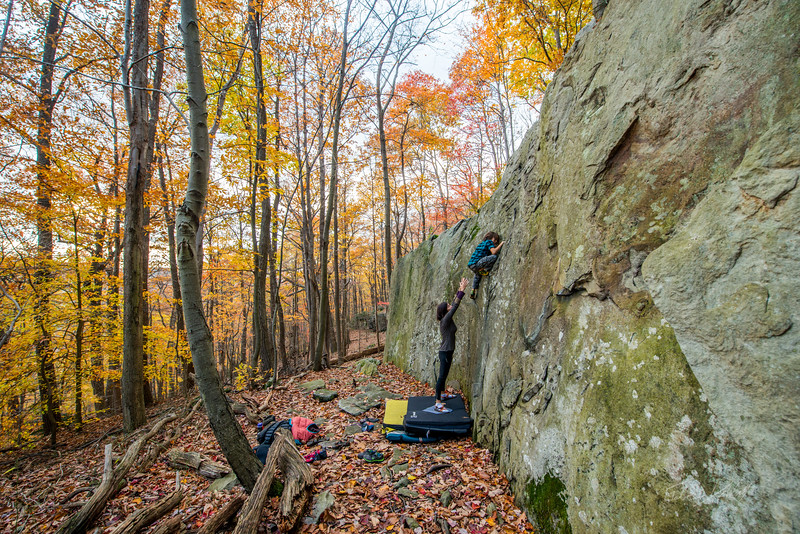 bouldering-Coopers-Rock-West-Virginia-3