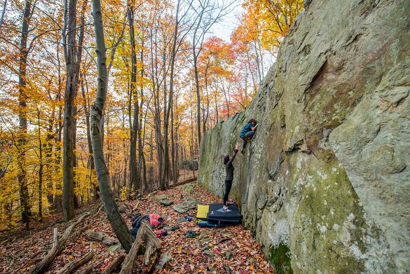 bouldering-Coopers-Rock-West-Virginia-3