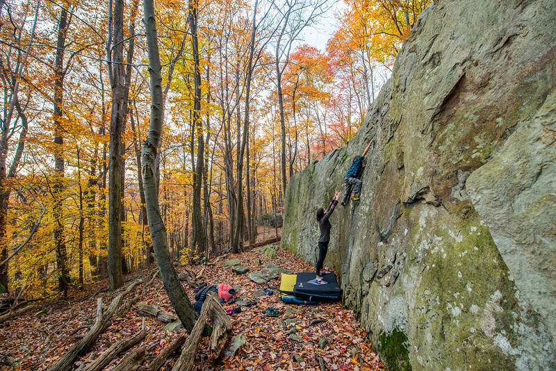 bouldering-Coopers-Rock-West-Virginia-5