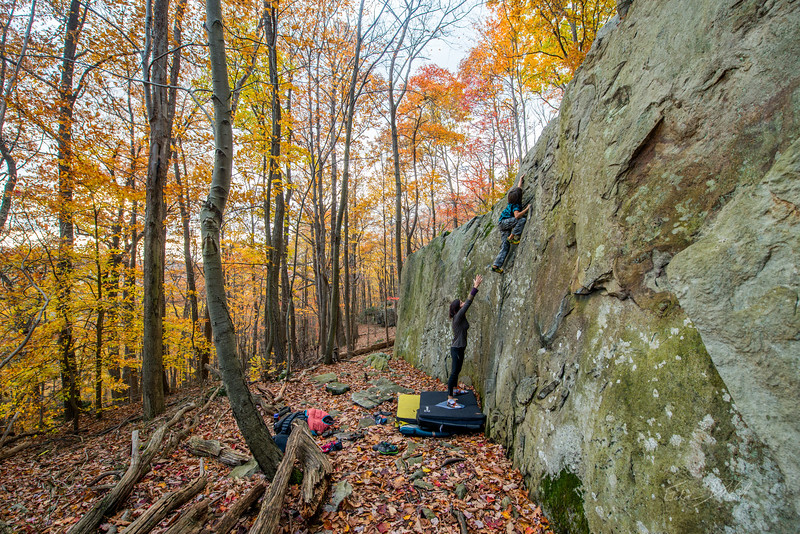 bouldering-Coopers-Rock-West-Virginia-8