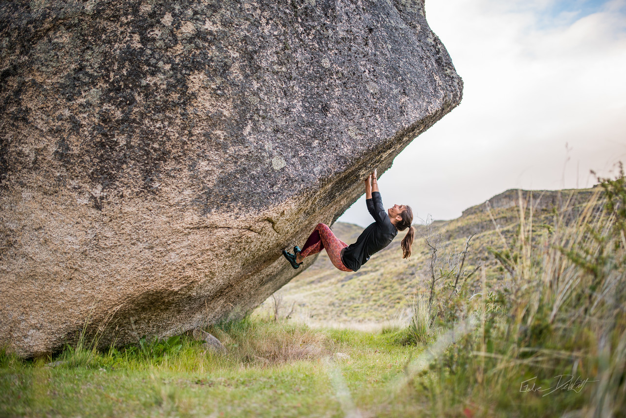 Chacabuco; Valley; Conservacion; Patagonica; Chile; Summer; 2017; 1597; GRD3279; America; Boulder; By Gabe DeWitt; Chacabuco Valley; Exofficio; GRD; Marmot; Patagonia; Places; Samantha Larson; South America; Travel; bouldering; climbing; conservacion patagonica; rocks