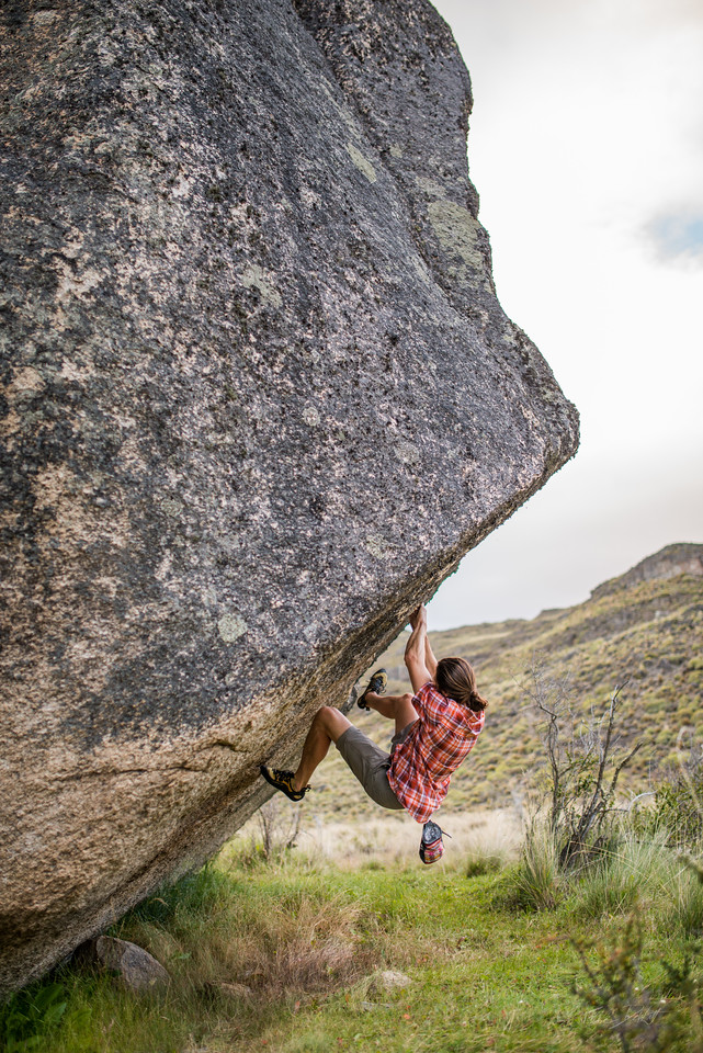 Chacabuco; Valley; Conservacion; Patagonica; Chile; Summer; 2017; 1594; GRD3275; America; Boulder; By Gabe DeWitt; Chacabuco Valley; Exofficio; GRD; Marmot; Patagonia; Places; South America; Travel; bouldering; climbing; conservacion patagonica; rocks