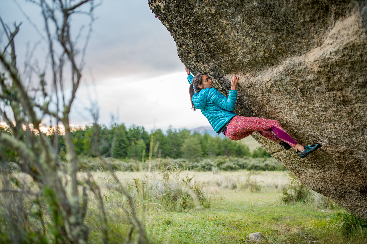 Chacabuco; Valley; Conservacion; Patagonica; Chile; Summer; 2017; 1651; GRD3348; America; Boulder; By Gabe DeWitt; Chacabuco Valley; Exofficio; GRD; Marmot; Patagonia; Places; Samantha Larson; South America; Travel; bouldering; climbing; conservacion patagonica; rocks