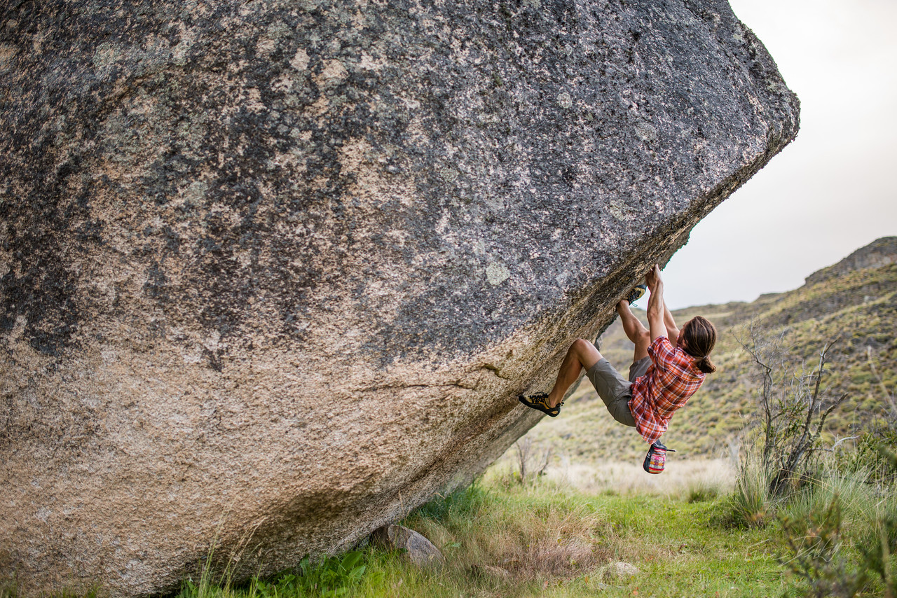Chacabuco; Valley; Conservacion; Patagonica; Chile; Summer; 2017; 1595; GRD3276; America; Boulder; By Gabe DeWitt; Chacabuco Valley; Exofficio; GRD; Marmot; Patagonia; Places; South America; Travel; bouldering; climbing; conservacion patagonica; rocks