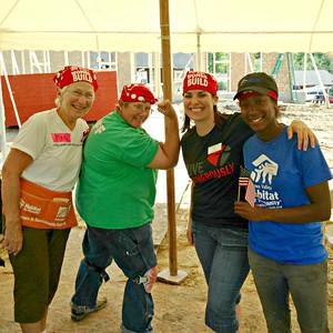 Habitat Staff & Partners