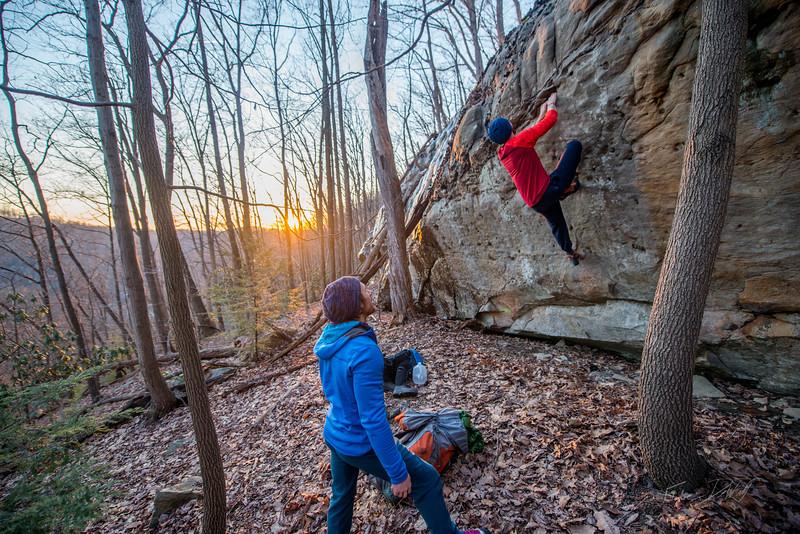 Army-Rock-Climbing-West-Virginia-154