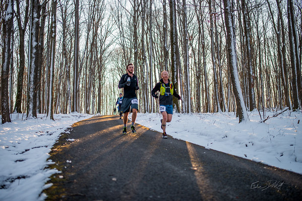 COOPERS; ROCK; 50k; and; Half; Marathon; West; Virginia; 132; Cooper Rocks; Coopers Rocks Foundation; Favorite things; HalfMarathon; Places; Race; Racers; Runners; Running; Seasons; Snow; Trail Running; West Virginia; Winter; photo by Gabe DeWitt; spring; trail