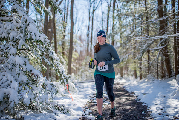 COOPERS; ROCK; 50k; and; Half; Marathon; West; Virginia; 642; Cooper Rocks; Coopers Rocks Foundation; Favorite things; HalfMarathon; Places; Race; Racers; Runners; Running; Seasons; Snow; Trail Running; West Virginia; Winter; photo by Gabe DeWitt; spring; trail