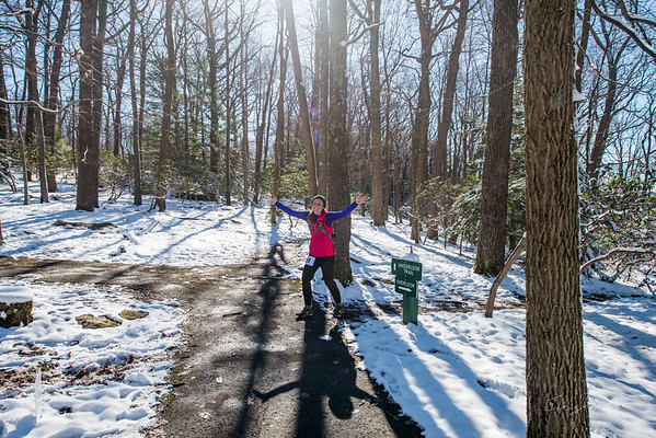 COOPERS; ROCK; 50k; and; Half; Marathon; West; Virginia; 628; Cooper Rocks; Coopers Rocks Foundation; Favorite things; HalfMarathon; Places; Race; Racers; Runners; Running; Seasons; Snow; Trail Running; West Virginia; Winter; photo by Gabe DeWitt; spring; trail
