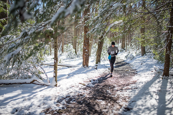 COOPERS; ROCK; 50k; and; Half; Marathon; West; Virginia; 656; Cooper Rocks; Coopers Rocks Foundation; Favorite things; HalfMarathon; Places; Race; Racers; Runners; Running; Seasons; Snow; Trail Running; West Virginia; Winter; photo by Gabe DeWitt; spring; trail