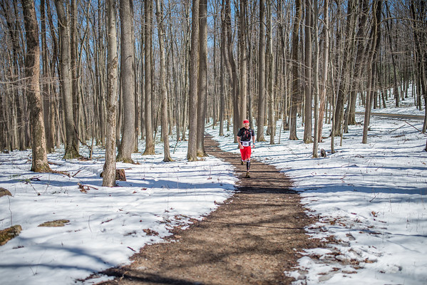 COOPERS; ROCK; 50k; and; Half; Marathon; West; Virginia; 733; Cooper Rocks; Coopers Rocks Foundation; Favorite things; HalfMarathon; Places; Race; Racers; Runners; Running; Seasons; Snow; Trail Running; West Virginia; Winter; photo by Gabe DeWitt; spring; trail