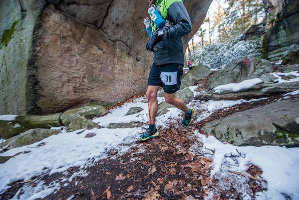 COOPERS; ROCK; 50k; and; Half; Marathon; West; Virginia; 447; Cooper Rocks; Coopers Rocks Foundation; Favorite things; HalfMarathon; Places; Race; Racers; Runners; Running; Seasons; Snow; Trail Running; West Virginia; Winter; photo by Gabe DeWitt; spring; trail