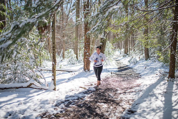 COOPERS; ROCK; 50k; and; Half; Marathon; West; Virginia; 665; Cooper Rocks; Coopers Rocks Foundation; Favorite things; HalfMarathon; Places; Race; Racers; Runners; Running; Seasons; Snow; Trail Running; West Virginia; Winter; photo by Gabe DeWitt; spring; trail