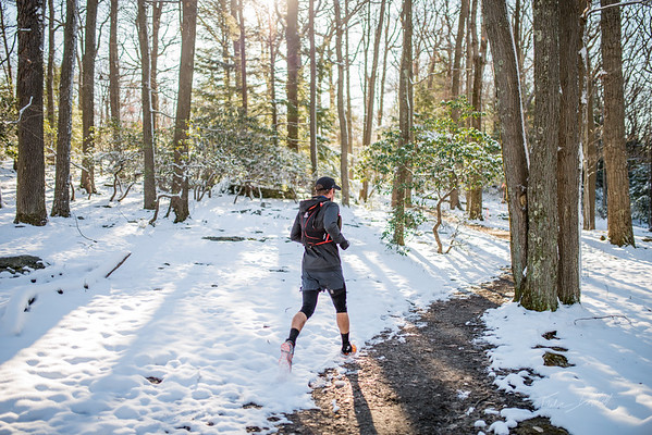 COOPERS; ROCK; 50k; and; Half; Marathon; West; Virginia; 377; Cooper Rocks; Coopers Rocks Foundation; Favorite things; HalfMarathon; Places; Race; Racers; Runners; Running; Seasons; Snow; Trail Running; West Virginia; Winter; photo by Gabe DeWitt; spring; trail