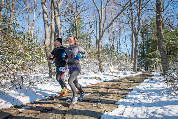 COOPERS; ROCK; 50k; and; Half; Marathon; West; Virginia; 616; Cooper Rocks; Coopers Rocks Foundation; Favorite things; HalfMarathon; Places; Race; Racers; Runners; Running; Seasons; Snow; Trail Running; West Virginia; Winter; photo by Gabe DeWitt; spring; trail
