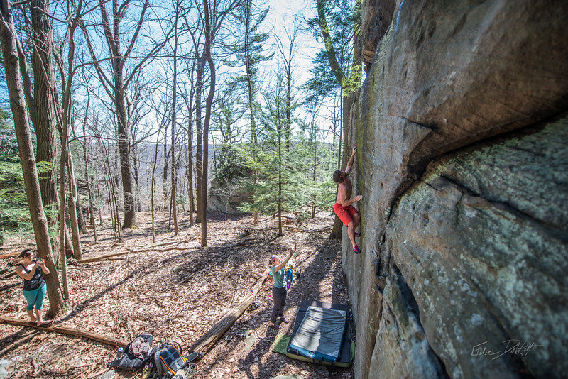 Coopers-Rock-Bouldering-April-2017-59
