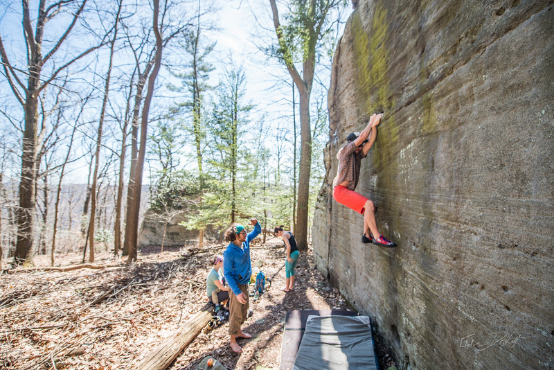 Coopers-Rock-Bouldering-April-2017-31