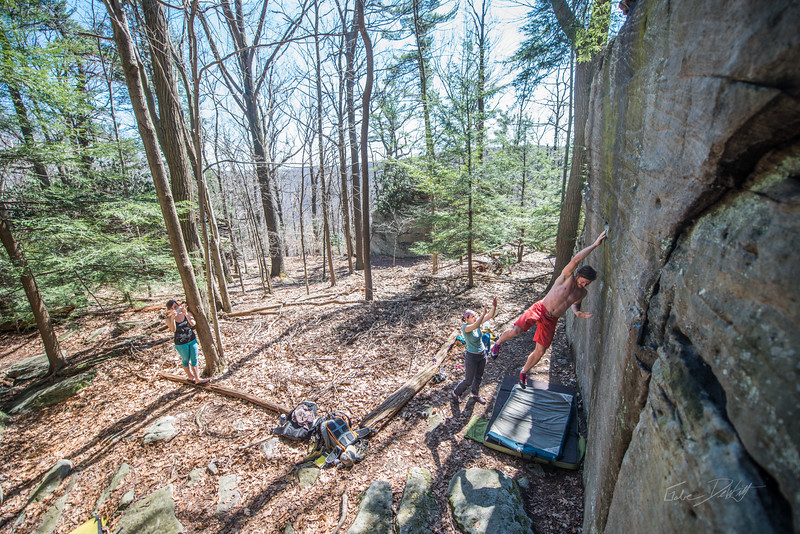 Coopers-Rock-Bouldering-April-2017-67