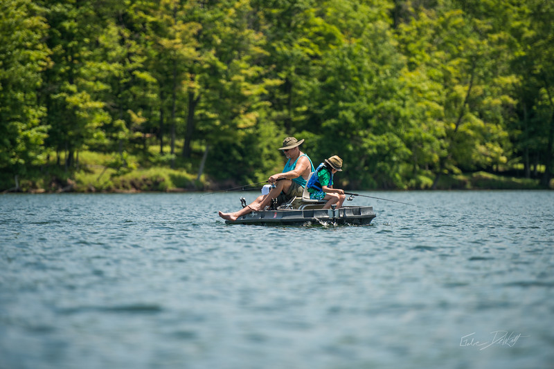 family-fishing-Alpine-Lake-West-Virginia-5