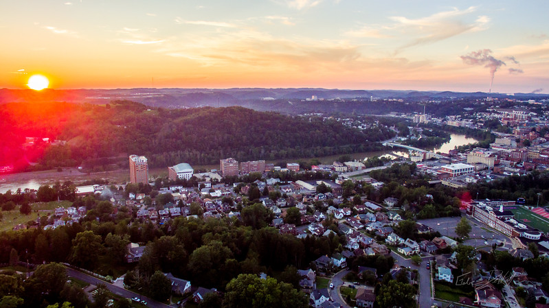 Above-Morgantown-West-Virginia-Drone-37