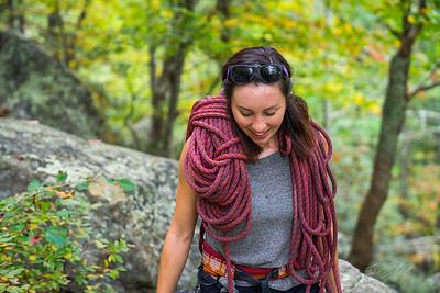 Seneca-Rocks-climbing-&-Paw-Paw-Picking-WV-2017_September 17, 2017_1