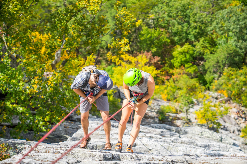 Seneca-Rocks-climbing-&-Paw-Paw-Picking-WV-2017_September 17, 2017_17