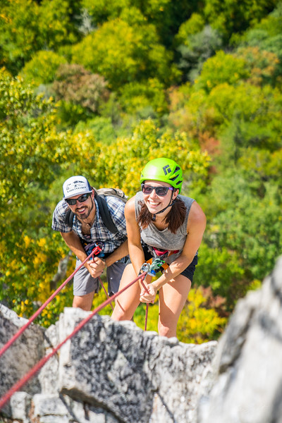Seneca-Rocks-climbing-&-Paw-Paw-Picking-WV-2017_September 17, 2017_15