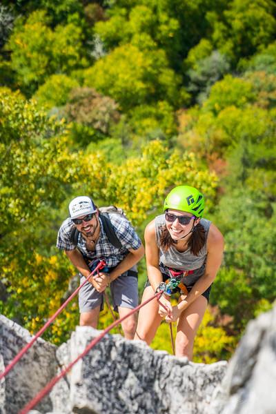Seneca-Rocks-climbing-&-Paw-Paw-Picking-WV-2017_September 17, 2017_16