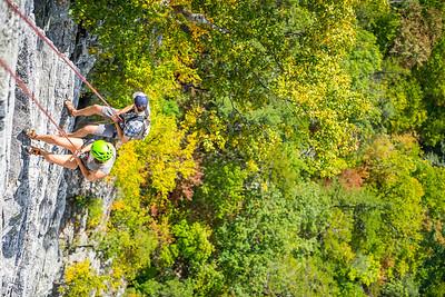 Seneca-Rocks-climbing-&-Paw-Paw-Picking-WV-2017_September 17, 2017_19