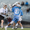 Bloomington Jefferson v Minneapolis Boys Lacrosse at Washburn on 17 April 2017