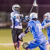Bloomington Jefferson v Minneapolis Boys Lacrosse at Washburn on 17 April 2017