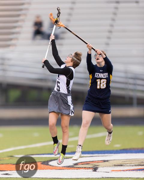 Bloomington Kennedy v Minneapolis Girls Lacrosse on 18 April 2017