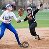 Minneapolis Roosevelt Teddies v Minneapolis Edison Tommies Softball on 18 April 2017