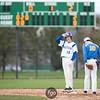 Minneapolis Washburn v Minneapolis Edison Baseball at Northeast Athletic Field Park on 20 April 2017